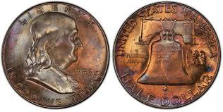 1961 Half Dollar Value Chart