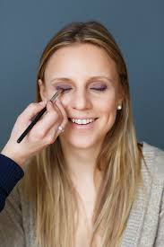 you may also use a shadow pencil like the laura mercier caviar stick eye colour in plum it s one of our absolute favorites