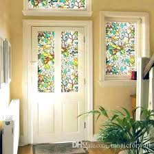 stained glass sticker for window 7 translucent but not transpa stained glass for windows australia stained glass sticker
