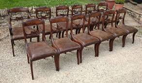 antique dining room chairs. Gorgeous Mahogany Dining Chairs With 13 Regency Antique For Room Amazing 9