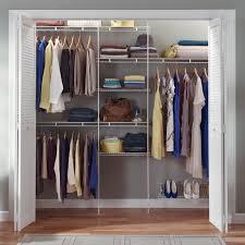 wire closet shelving design ideas lovely storage organization closetmaid 5 8 ft closet organizer with shoe