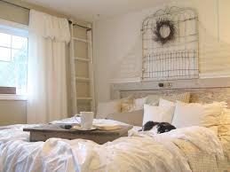 ... Bedroom Blue Shabby Chic Ideas Square Quee Decorative Table Lamp  Nailhead Tufted Leatherette Beige Accents Wall