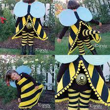 diy ble bee costume tutorial
