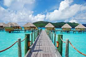 how to get to bora bora from anywhere