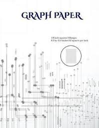 Graph Paper An Extra Large 8 5 By 11 0 Inch Graph Paper