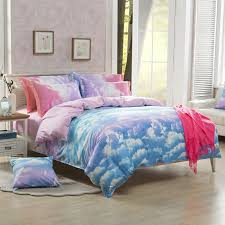 cute bed comforters. Exellent Comforters Thumbnail 1  Harajuku Galaxy Sheet Bedding Bag Fourpiece For Cute Bed Comforters
