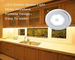 urpower motion sensor closet light motion sensing battery powered led
