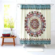 better homes and gardens curtain rods. Shower Curtains From Walmart Unique Better Homes And Gardens Medallion Fabric Curtain Oval Rods N