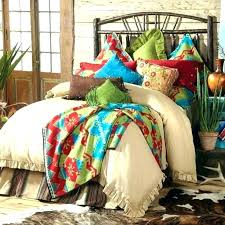 bedding style decor design mexican