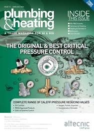 plumbing and heating magazine issue72 by karen mcavoy publi ng
