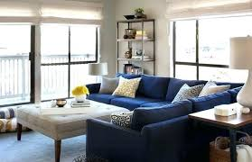 full size of navy blue couch decorating ideas sofa living room leather decor yellow accents around
