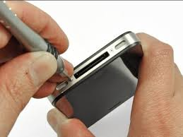 How to permanently fix iPhone 4 Lock Power Button when stuck Easy