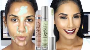how to cover acne redness acne marks color correcting flawless foundation you