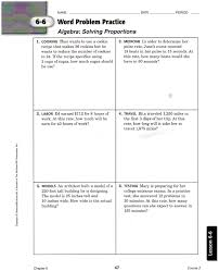 formidable free 5th grade algebra word problems for your proportion word problems worksheet 7th grade