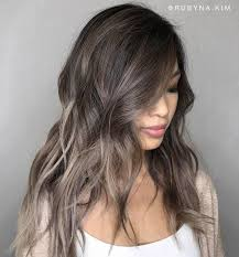 Ash Brown Hair Color Ideas Ash