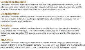 document internet sources research paper how to cite websites citation guide research guides at dixie