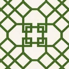 Leafy Green: Kravet Xu Garden Fabric in Veridian | CoastalLiving.com