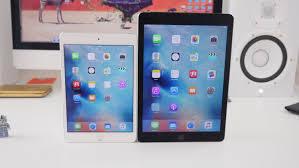 ipad size comparison ipad mini 4 vs ipad air 2 speed test and comparison youtube