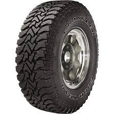Goodyear Wrangler Authority Tire 31x10 50r15 Lt