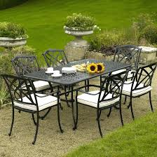 aluminum patio furniture sets rectangle cast aluminum outdoor furniture set aluminum patio furniture
