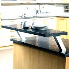 support for granite countertop overhangs granite countertop overhang support bracket counter supports granite countertop overhang support