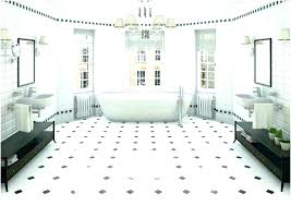 vintage floor tile style bathroom tiles white retro vinyl