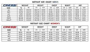 71 Perspicuous Cressi Hood Size Chart