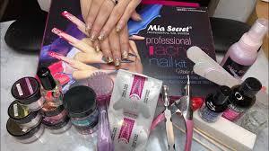 acrylic nails kit for beginner mia