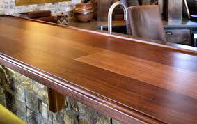 edge profiles for wood countertops
