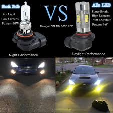 Acura Rsx Fog Light Bulb Size H8 H11 Led Fog Light Bulb 3000k Amber Yellow Cars Trucks