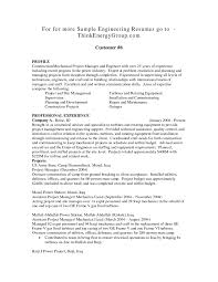 Electrical Project Manager Resume Library Media Specialist Sample