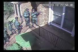 During a stop on the 4 your eyez only tour, cole told h. Watch Militarized Police Raid J Cole S House In Neighbors Video Colorlines