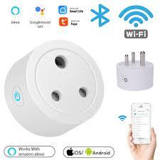 Ổ cắm điện không dây chuyên nghiệp bombiu, phích cắm ổ cắm điều khiển từ  xa, thiết bị bấm giờ thông minh wifi, phích cắm chuẩn mỹ, 16a, dùng cho gia  đình -