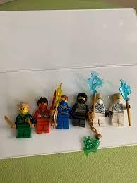 Lego ninjago rebooted techno robe lloyd kai jay zane cole, Toys & Games,  Bricks & Figurines on Carousell