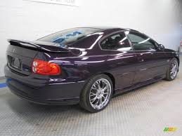 2004 Cosmos Purple Metallic Pontiac GTO Coupe #45498049 Photo #4 ...