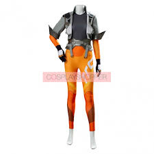 Overwatch 2 gameplay on blizzcon 2019. Overwatch 2 Tracer Lena Oxton Cosplay Costume For Sale