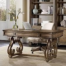 Amazon Hooker Furniture Palisade Writing Desk in Walnut