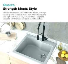 best kitchen sinks for granite install replace undermount sink how to an in a laminate countertop