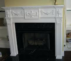 fireplace molding perfect fireplace molding fireplace mantel using crown molding