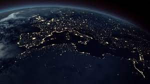 Earth at Night From Space Wallpapers ...