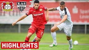 3:0-Führung reicht nicht   Bayer 04 Leverkusen - KAS Eupen 3:4   Alle Tore  und Highlights - YouTube