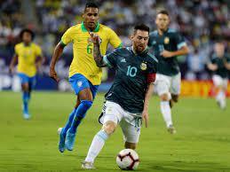 Brazil in Saudi Arabia friendly ...