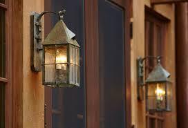 beautiful exterior lantern light fixtures story tudor style exterior lighting project brass light gallery