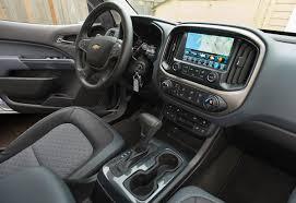 Tested: 2015 Chevrolet Colorado Z71 4×4 Crew Cab | Medium Duty ...