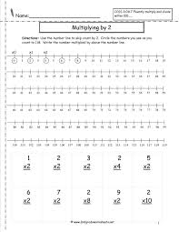 Timed Math Factts 4th Grade Facts Mastering Multiplication ...