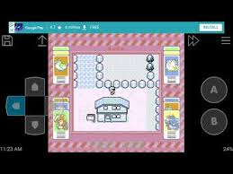 It was released for the original gameboy but you can also play it for the gameboy color and advance. Gbc Pokemon Red Infinite Rare Candy Cheat Youtube