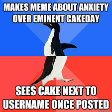 Socially Awkward Awesome Penguin memes | quickmeme via Relatably.com