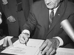 Lyndon Johnsons Great Society