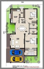 19 inspirational single floor 4 bedroom house plans kerala