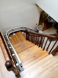 curved stair chair lift. Stair Lifts Curved Chair Lift F